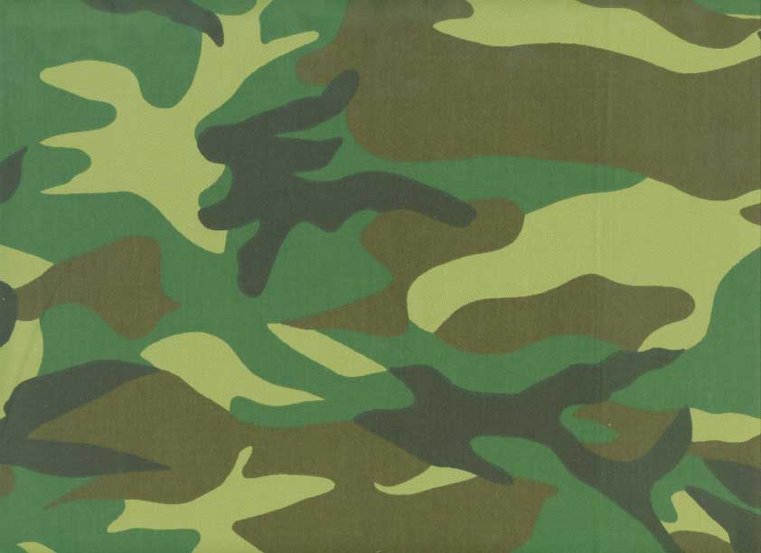 Militär Muster